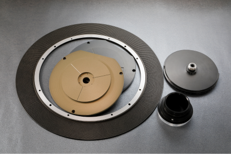 部分硬質アルマイトが可能!寸法精度を重視した硬質アルマイト