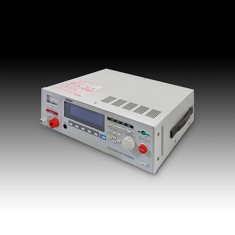 耐電圧/絶縁抵抗試験機